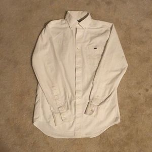 Vineyard Vines cotton oxford